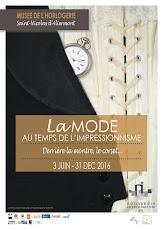 Actualité : Exposition LA MODE AU TEMPS DE L'IMPRESSIONNISME