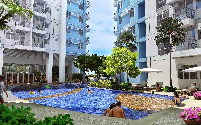 Asmara Condominium Pool Amenities