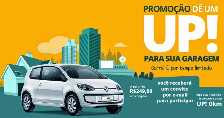 Promoção Dê um UP! na sua garagem Connect Parts
