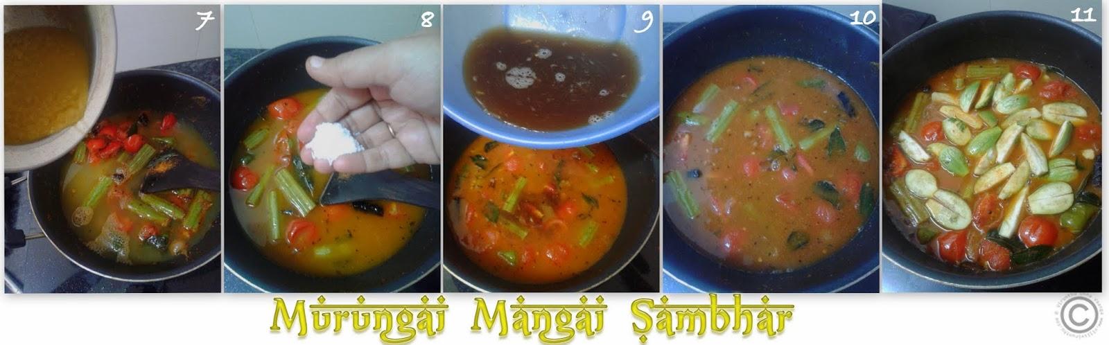 how-to-make-mango-sambhar