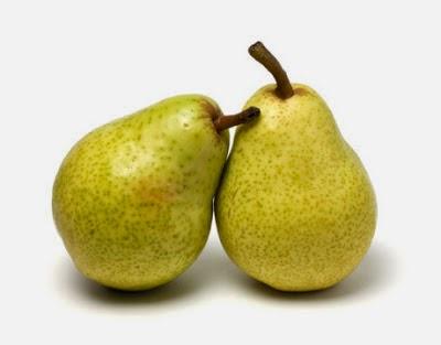 Aperitivos con Fruta, Coctel de Peras