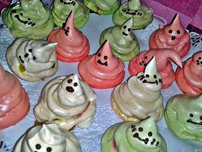 Fantasmitos de Halloween