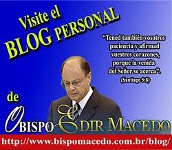 Obispo Edir Macedo