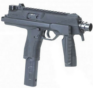 MP9 - Modern Warfare 3 Weapons