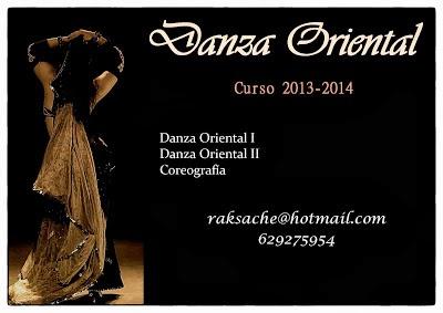 Danza Oriental 2013-2014