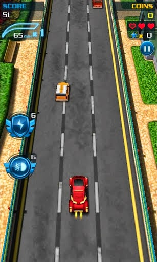 Top 10  Car Racing Android Games