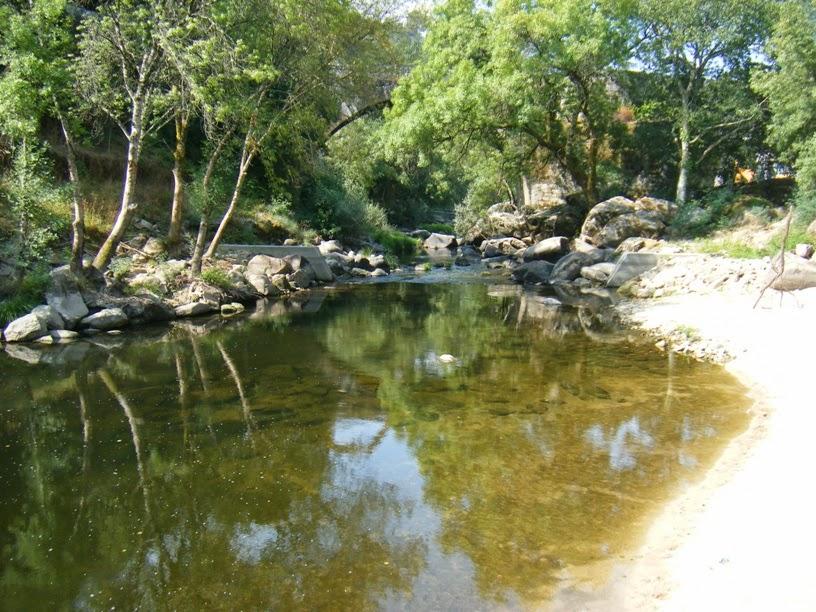 Água Cristalina do Rio Dão