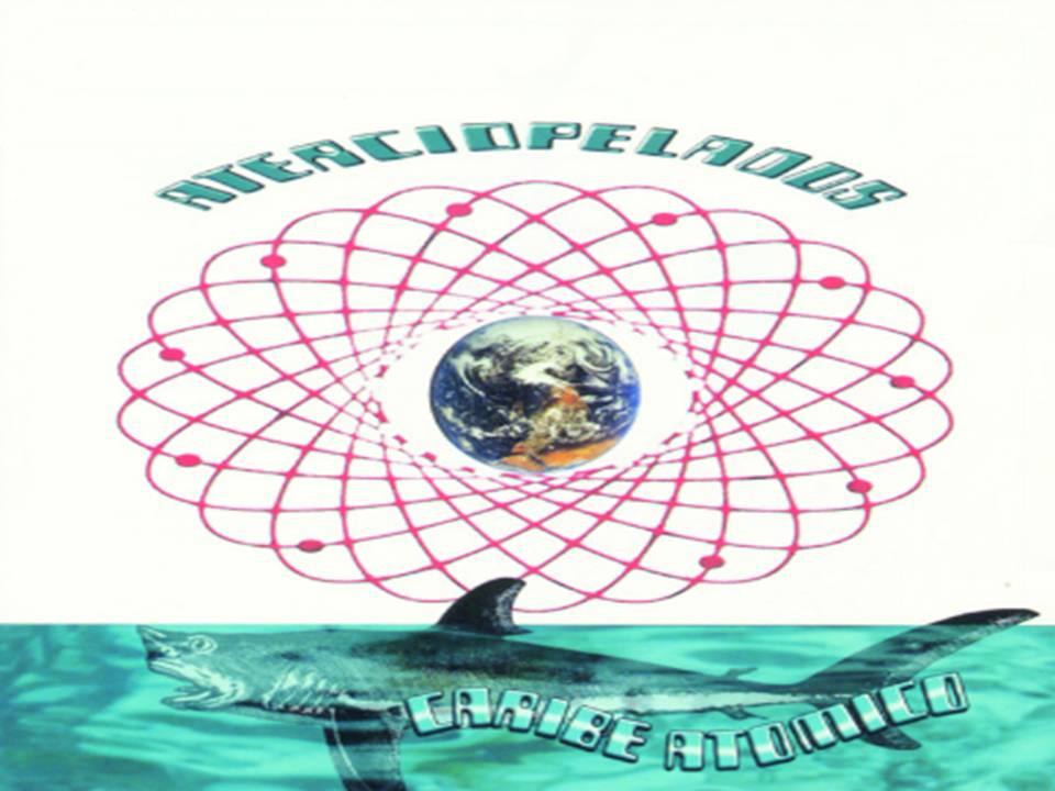 Caribe Atómico Álbum De Aterciopelados