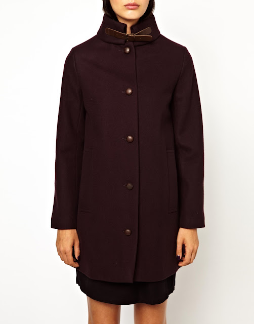sessun wool coat