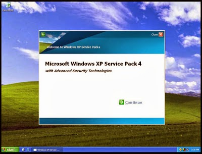 скачать Sp4 для Windows Xp - фото 5