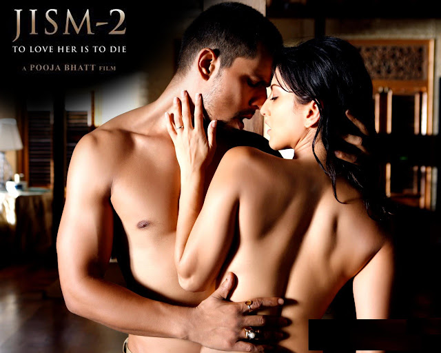 Bollywood New movie Jism 2 2012  hot Wallpaper