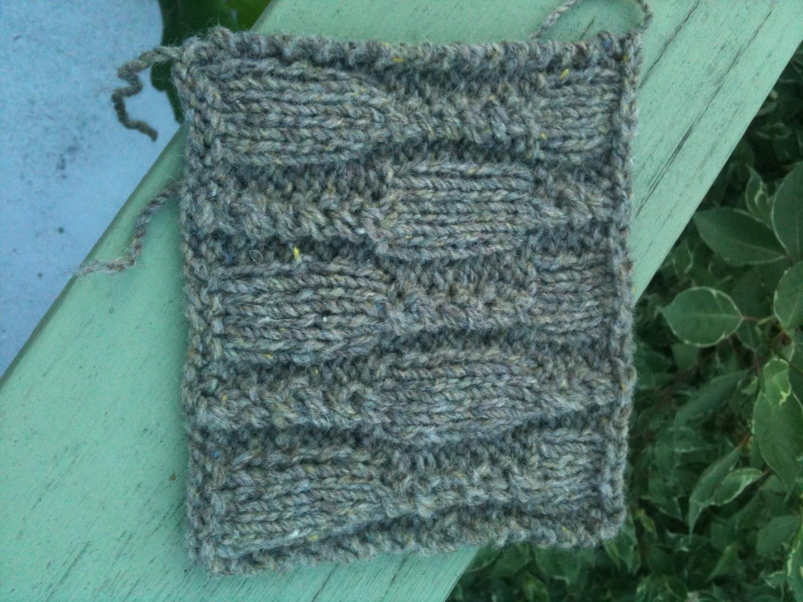 Knitting Gauge Definition : Knit better socks gauge swatching hell