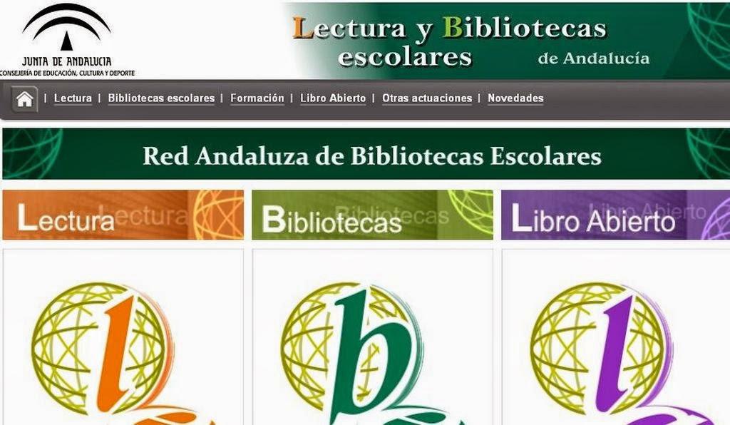 RED DE BIBLIOTECAS ESCOLARES