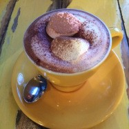 The Breakfast Club Hot Chocolate with Marshmallows