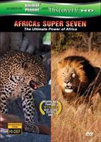 Phim 7 Loài Thống Lĩnh Châu Phi