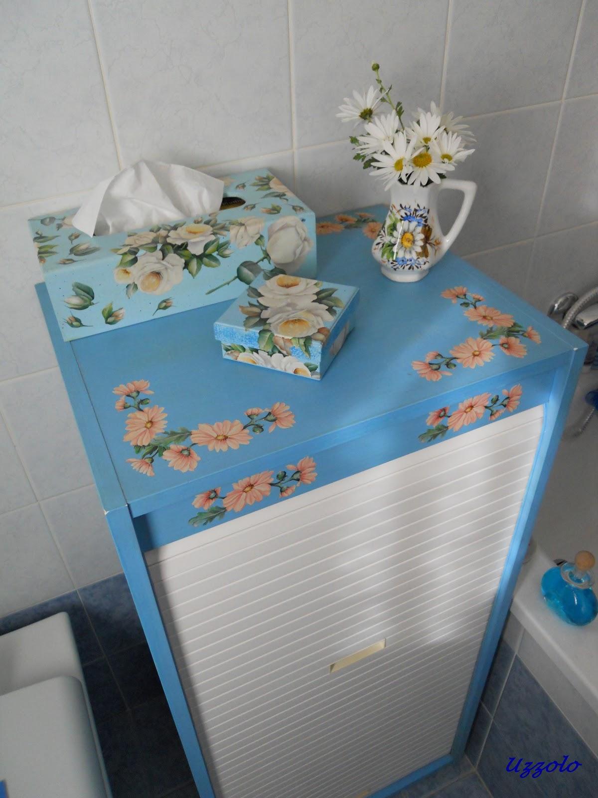 Uzzolo rinnovare un mobile per il bagno - Rinnovare il bagno ...
