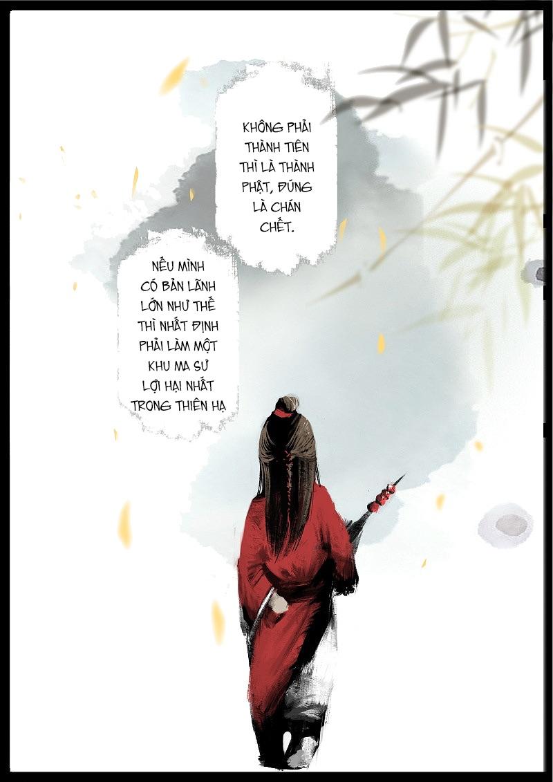 Tây Du Ký dị bản chap 40 Trang 4
