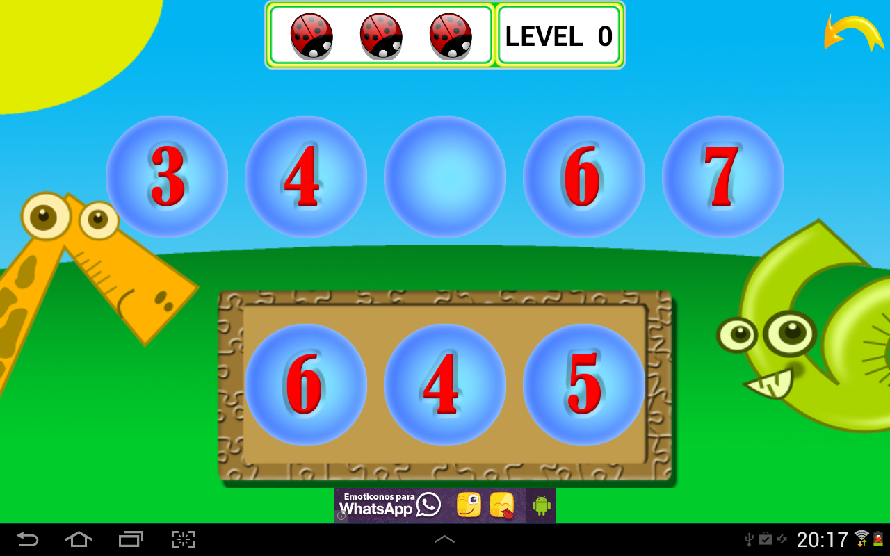 https://play.google.com/store/apps/details?id=com.learninggamesabc.matematicasdivertidas