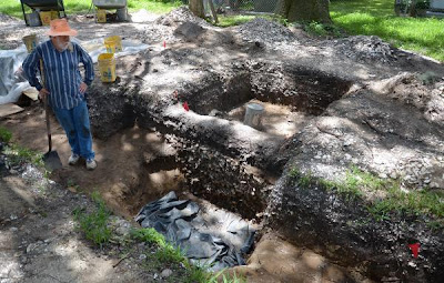 Ancient well could solve questions about indigenous groups