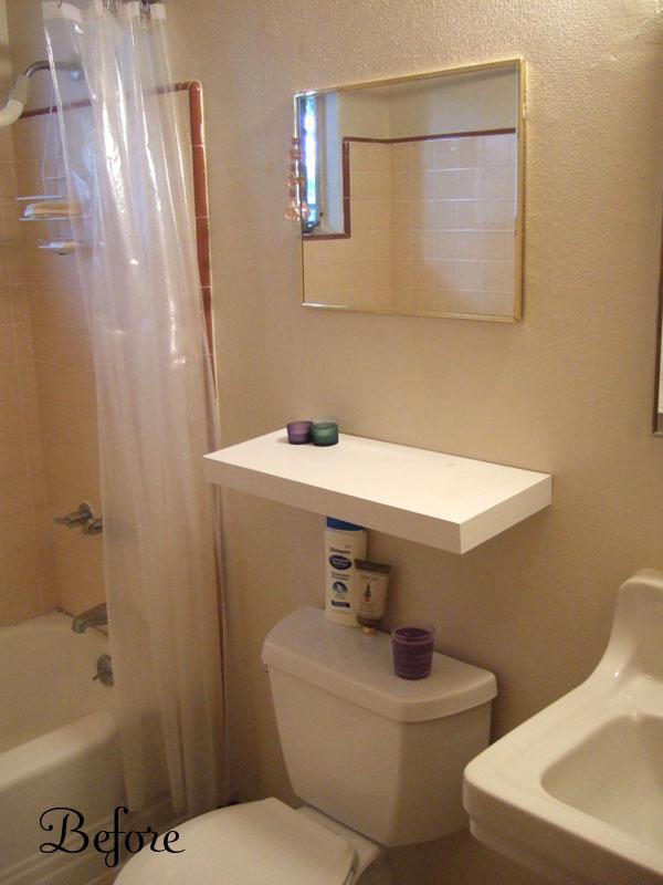 Little Bathroom Makeovers kingsley quijada: small bathroom makeovers photo