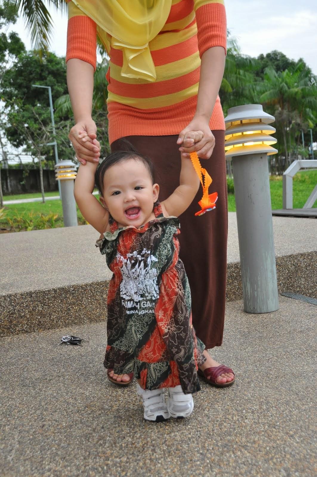 Firashaiyra Ihdina :: 1 Year 1 Month