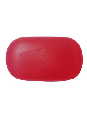 The Body Shop, The Body Shop Strawberry Glycerin Soap, soap, body soap, body wash