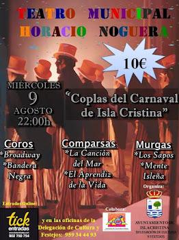 COPLAS DEL CARNAVAL DE ISLA CRISTINA