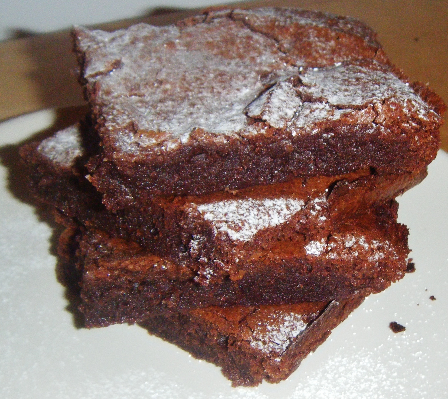 the Best Recipes: The Best Chocolate Brownies