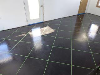 2 foot tile Fort Wayne IN - Epoxy Flooring