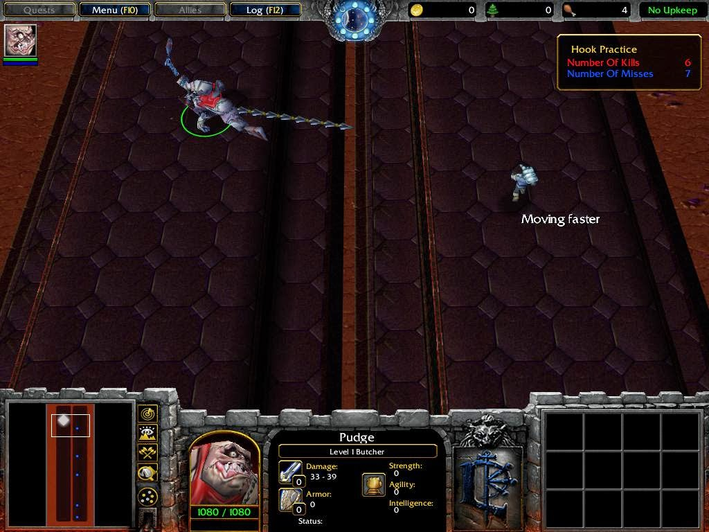 games dota meat hook trainer