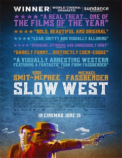 Slow West (2015) español Online latino Gratis