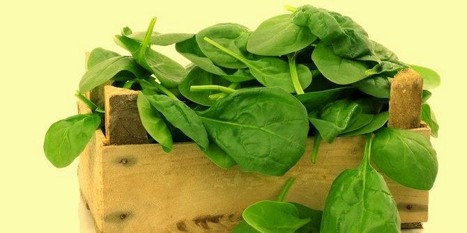 Ini alasan sayuran hijau baik untuk kesehatan jantung!