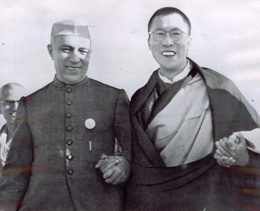 Dalai Lama As A Teenager