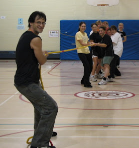 Doug at Dynabody Fitness & Health