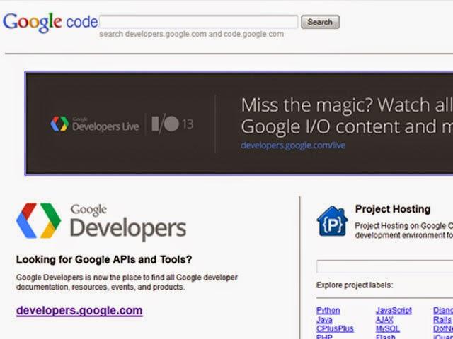 Project Hosting Files Using TortoiseSVN Google Code