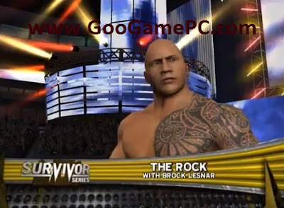WWE '12 SmackDown PC Games Free Download