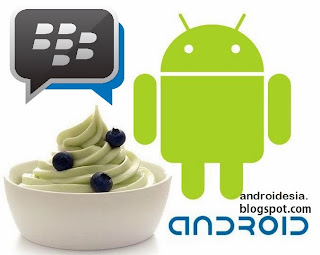 BBM For Android Froyo