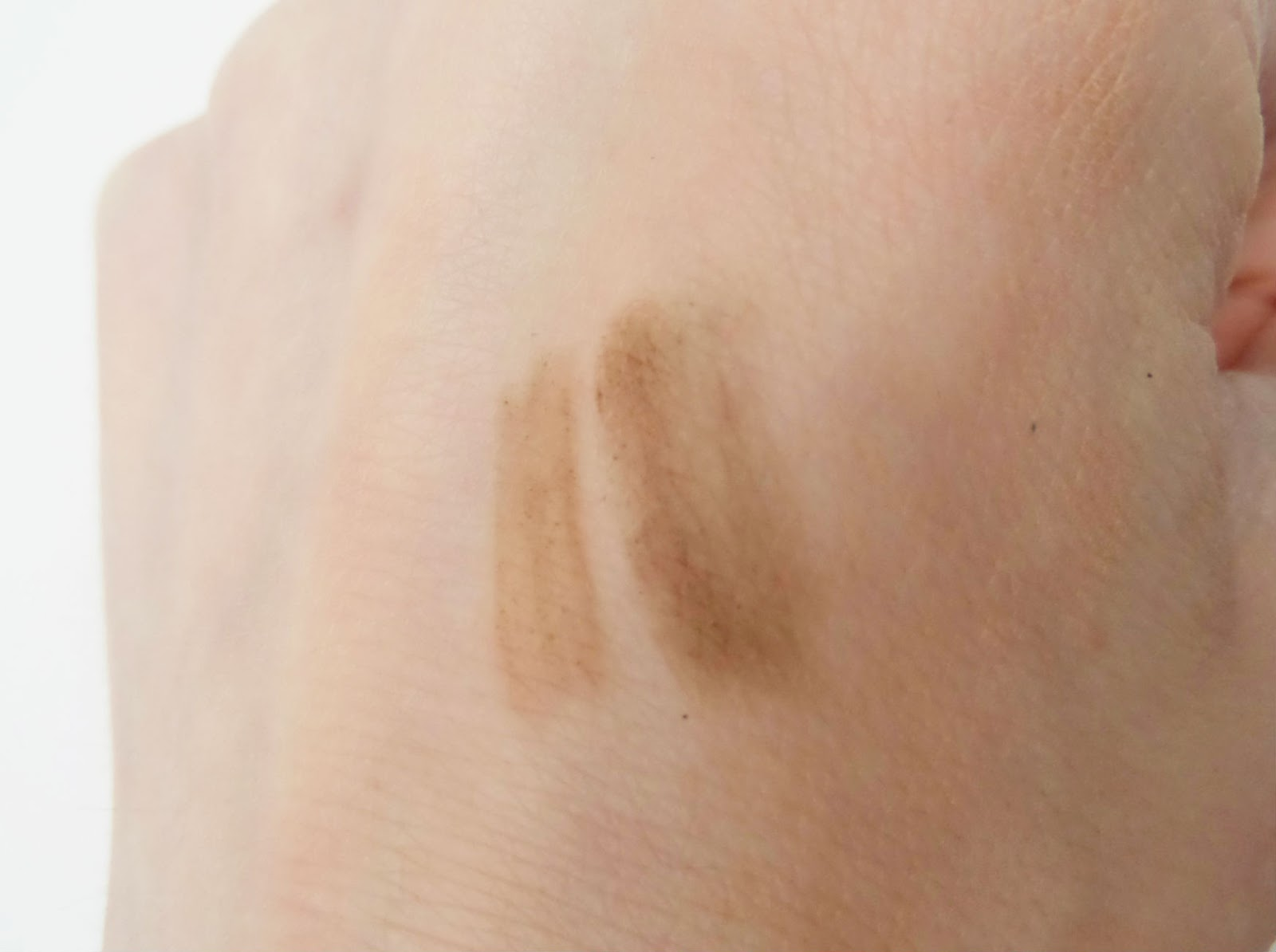 Maybelline Brow Satin Eyebrow Pencil Swatch