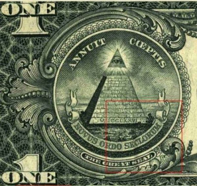 dollar bill secrets. Secrets of the US Dollar Bill