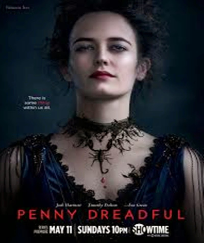 Top 5 Minhas Séries Favoritas, Séries , Séries Favoritas, Penny Dreadful,