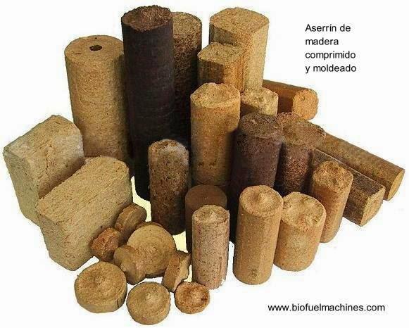 Pellets para quemar en equipos de biomasa