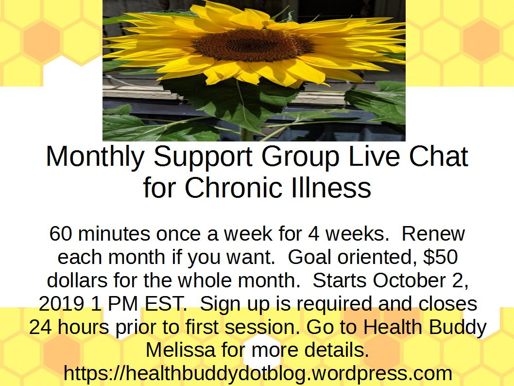 Support Group for Chronic Illness