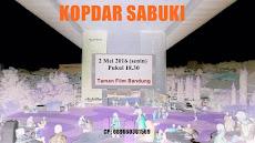 Kopdar sabuki, 2 Mei 2016, Taman Film Bandung