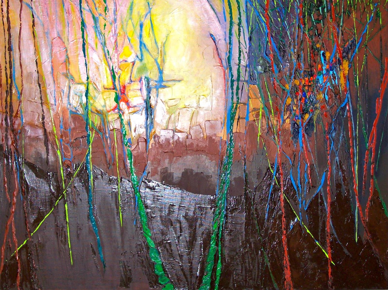 Stephen Lursen Art Update