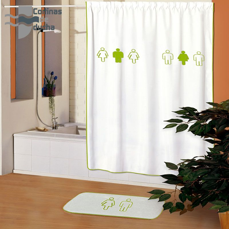 Cortinas de ducha m gicas deco shopping box - Cortinas de ducha ...