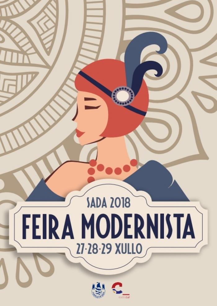 FERIA MODERNISTA DE SADA 2018
