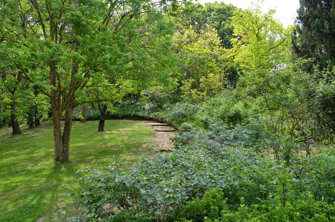 Image result for Giardini della Landriana