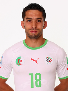 صور وأسماء لاعبي المنتخب الوطني الجزائري المشاركين في كأس العالم البرازيل 2014 10456777_64840762857