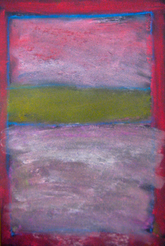 Experiments in art education mark rothko color emotion for Emotion art projects