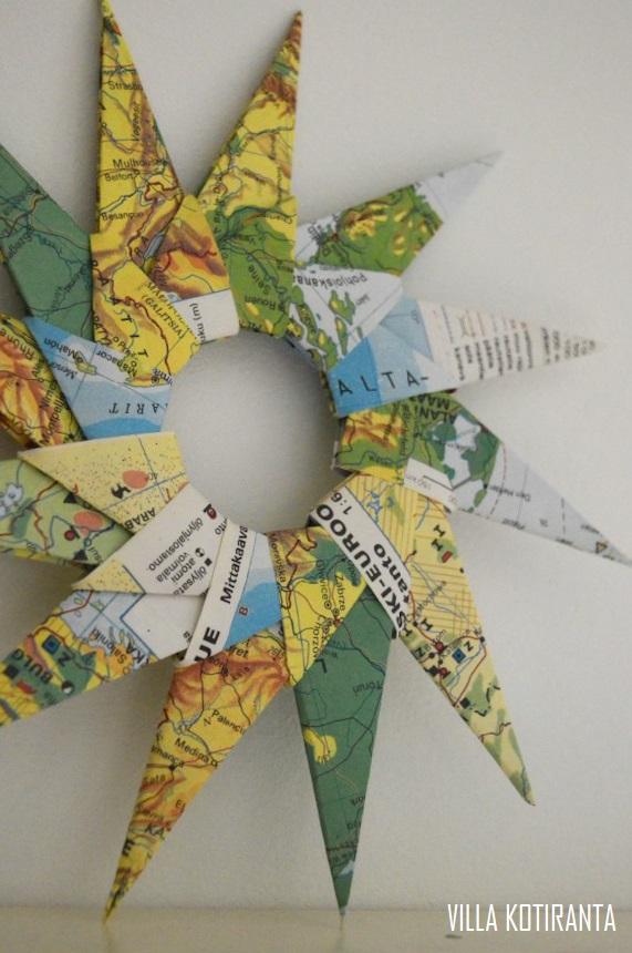 DIY: Paperitähti